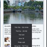 Tính năng Zalo Menu: Tạo các menu trên page như: Link Web, Gọi điện, Gian hàng...