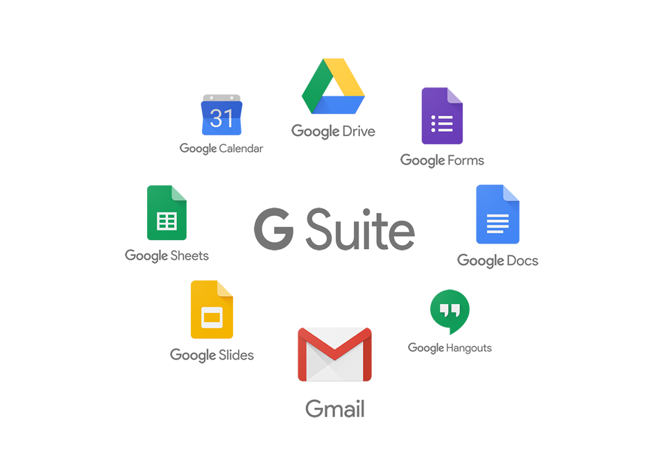 G Suite Main Features