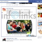 Quảng cáo thăng hạng bài viết/Page Post Ads của Du học Đức Anh