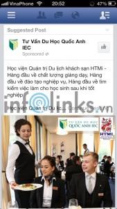 Du học Quốc Anh - Hội thảo trường HTMi