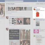 Quảng cáo Facebook Promoted Post của Vietjetair do Infolinks thực hiện