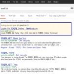 Website Luyện thi TOEFL trực tuyến - TOEFL.edu.vn