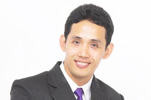 Ông Huỳnh Kim Tước, Giám đốc phát triển và hoạch định chính sách của Facebook ở Việt Nam