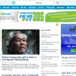Quảng cáo GDN của Infolinks trên Baomoi.com
