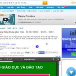 Quảng cáo GDN của Infolinks trên Tailieu.vn