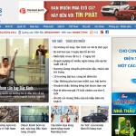 Quảng cáo GDN của Infolinks trên VTC.vn