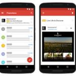 """Ra mắt hình thức quảng cáo mới """"Native Gmail"""" cho tất cả các nhà quảng cáo Google Adwords."""
