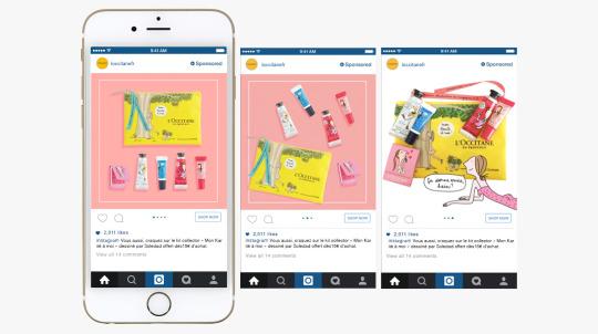 Với Instagram Carousel Ads bạn dễ dàng kể một câu chuyện